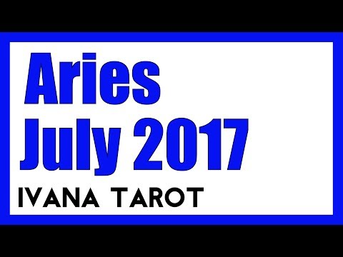 ❤️ YOU MAKE HIM SO EXCITED Monthly Reading Aries July 2017