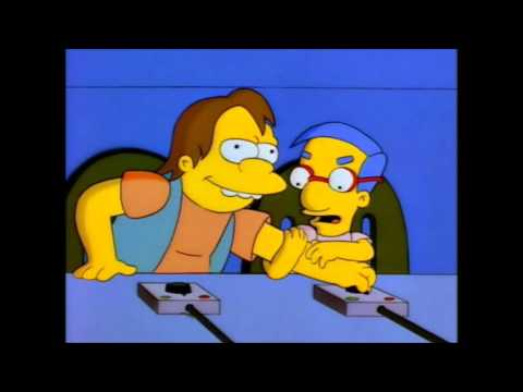 The Simpsons - Itchy & Scratchy focus group