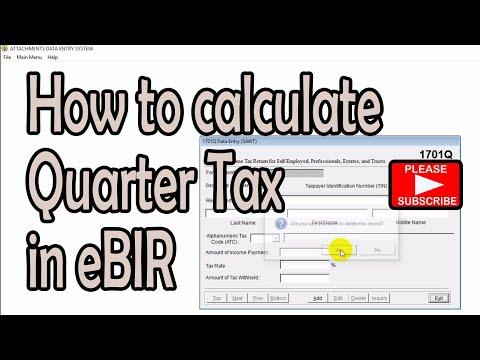 eBIR tutorial