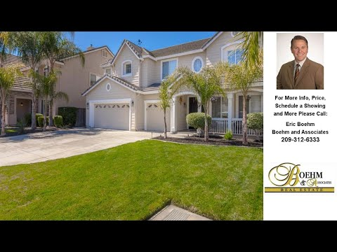 2255 Clear Lake Ct, Tracy, CA Presented by Eric Boehm.