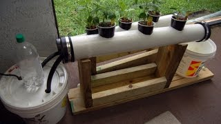 Small Nft Hydroponics System Step By Step