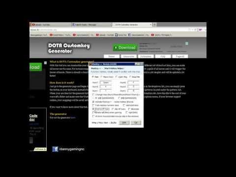 Warcraft III DotA Customkey Generator Tutorial 2013