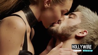 Top 8 Hottest Music Video Make Outs Of All Time!   Hollywire