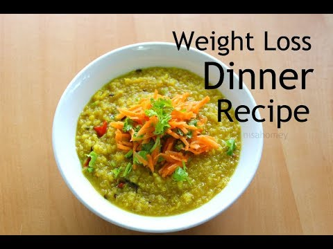 Healthy Dinner Recipes For Weight Loss - Indian Vegetarian Low Fat/Low Calorie Recipes For Dinner