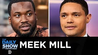 """Meek Mill - Examining America's Probation System with """"Free Meek"""" 