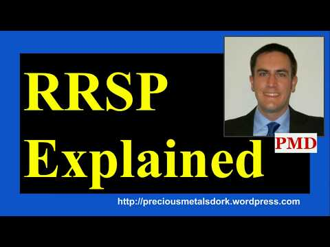 RRSP Canada Explained: Contributions, Withdrawals, and Rollover
