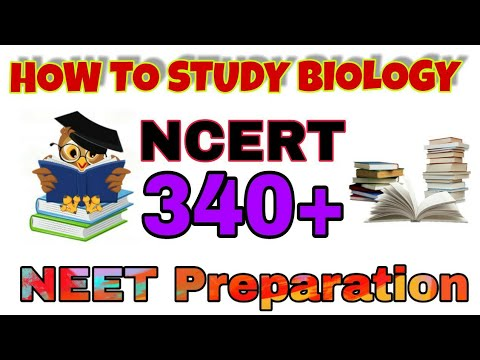 How to prepare for NEET 2018   BIOLOGY best books for neet & last time tips   by vivek pandey