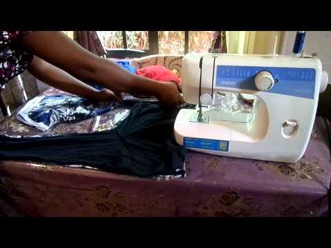 DIY-EASY LONG SLEEVE MAXI DRESS