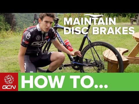 How To Maintain Disc Brakes – 5 Pro Tips For Your Road Bike Disc Brakes