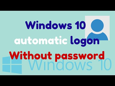 [SOLVED] How To Automatically Login In Windows 10 Without password