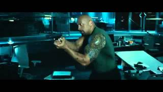 Fast and Furious 7 amazing climax fight