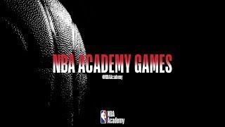 NBA Academy Games 2019 | World Select Red vs NBA Academy Latin America