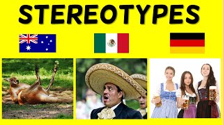COUNTRY STEREOTYPES - Fake National Mottos with Stereotypes and Clichés