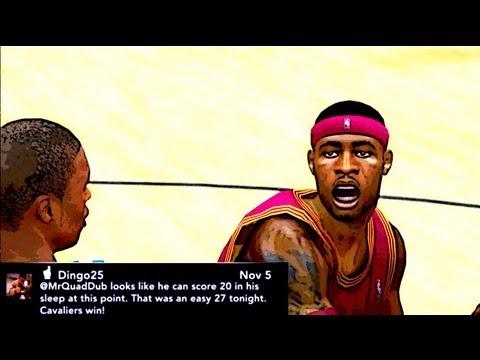 NBA 2k13 MyCAREER - Nike or Jordan Endorsement Decision on TheFullHouseEnt ft Neal Bridges