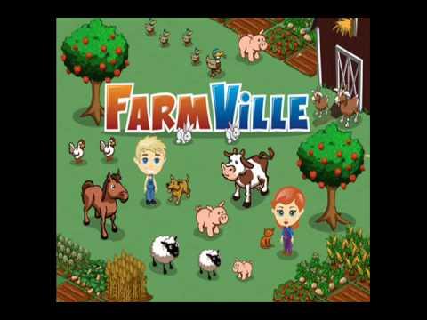 (HQ) - FarmVille Music Theme on Facebook.com