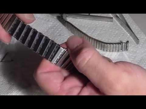 Watch Strap Remove Links Voguestrap TX021W Allstrap Amazon.com