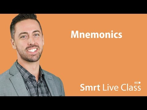 Mnemonics - English for Academic Purposes with Josh #58