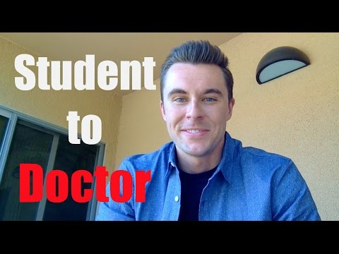 Optometry School: Transitioning From Student to Doctor Part 1