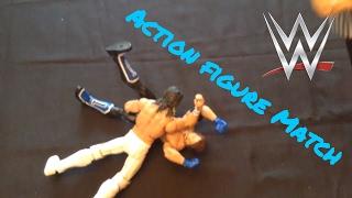 WWE Aj Styles Vs Seth Rollins Lumberjack Match