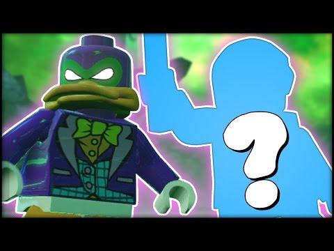 LEGO BATMAN 3 - CUSTOMS! Darkwing Duck & Harry Potter