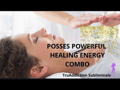 Get POWERFUL Healing Energy COMBO(Part 3 of 5)~TruAddictionSubliminals💋