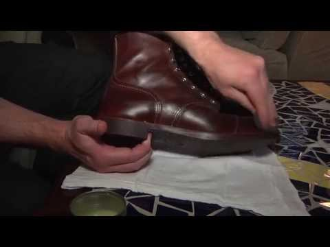 Best Shoe/Boot Care, Cleaning and Shining Tutorial - Wellki
