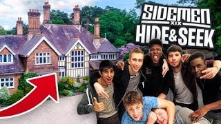 SIDEMEN $10 MILLION MANSION HIDE AND SEEK