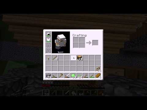 Minecraft: Flatcore- Episode 6- Farming and Stuph