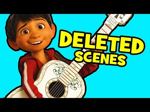 Pixar's Coco DELETED SCENES & The Movie You Never Saw!