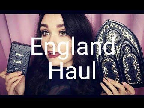 England haul | Superdrug, Debenhams & A new piercing (Cruelty free & vegan)