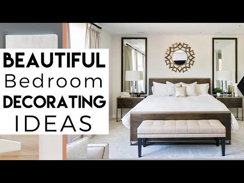 Interior Design |  Bedroom Decorating Ideas | Solana Beach REVEAL #1
