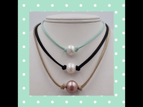 Must Know Monday (3/20/17) Pearl Choker Necklace