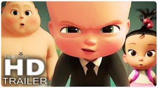 THE BOSS BABY BACK IN BUSINESS Trailer Español Latino (2018) Netflix