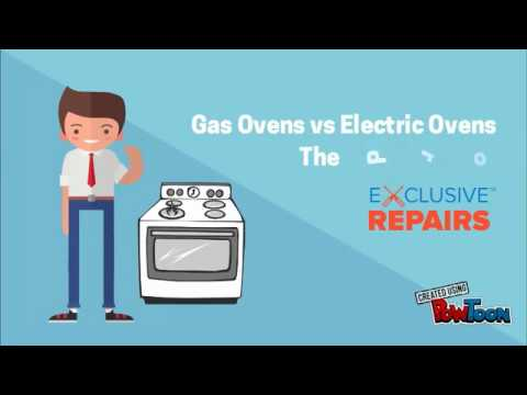 Gas Ovens vs Electric Ovens - The Pros and Cons