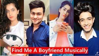 Find Me a Boyfriend Musically   Awez Darbar, Naveen Sharma, Lucky Dancer, Laakshi, Shriya