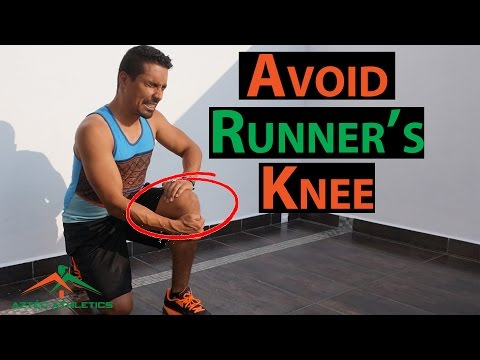 KNEE STRENGTHENING EXERCISES FOR RUNNERS | AVOID RUNNER'S KNEE✔