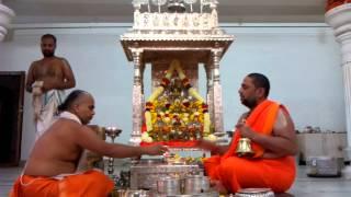 Mantralayam Swamiji Samsthana Pooja