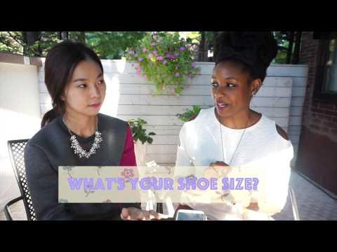 Korean Shoe Sizes | K Closet #1 | + OOTD Korean Fashion