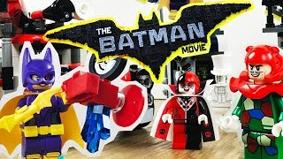 LEGO The Batman Movie 70921 : Harley quinn Cannonball Attack