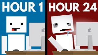 Download What Happens When You Stare At A Screen For 24 Hours? ft. TheOdd1sOut Video