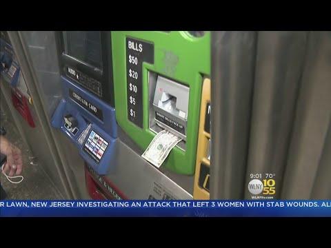 MTA Machines Go 'Cash-Only'