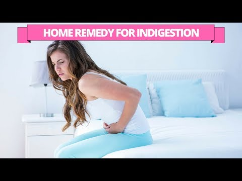 Peppermint home treatment for indigestion