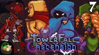 Couch Potatoes Week - Towerfall Ascension (#7) | Let