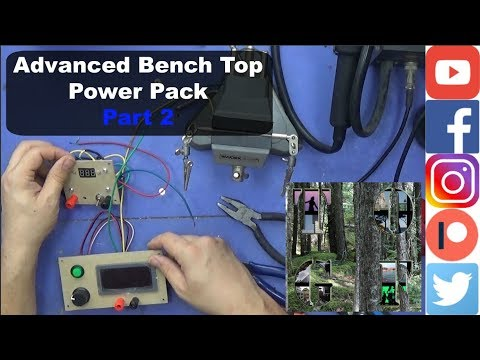 Advanced Bench Top Power Pack Part 2