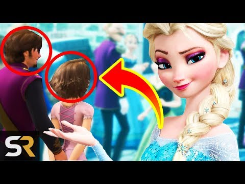 10 Easter Eggs That Link Disney Movies Together