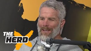 Here S The Quarterback Brett Favre Most Loved To Watch The Herd