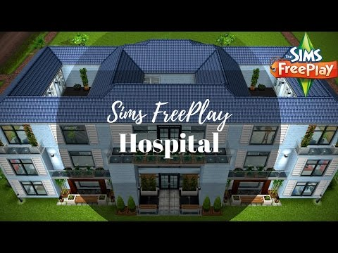 Hospital | My Design | Sims FreePlay