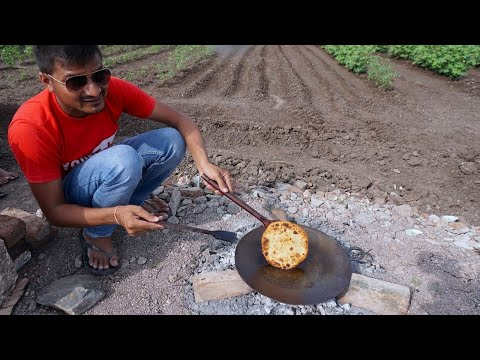 Best Aloo Paratha in the World! | Indian Village Cooking | Street Food