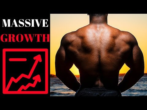 4 Tips To Building A BIGGER Back! | The Best Tricks, How to's & Workout For More Width & Definition