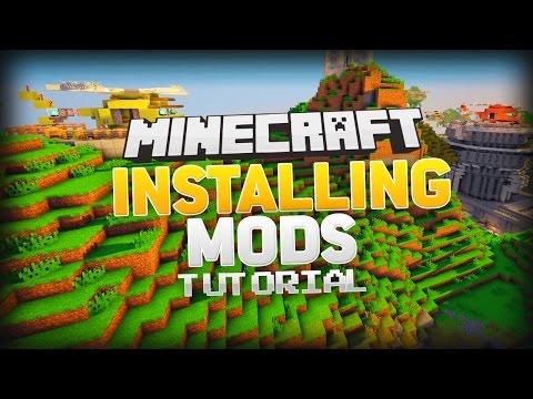 How to Install Minecraft Mods on 1.10 (Windows & Mac)